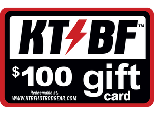 KTBF™ GIFT CARD