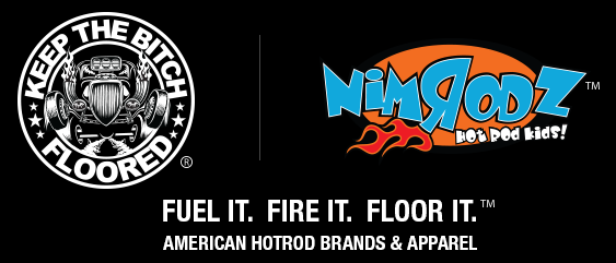 Keep It Floored, LLC | Keep The Bitch Floored® | Fuel It, Fire It, Floor It™