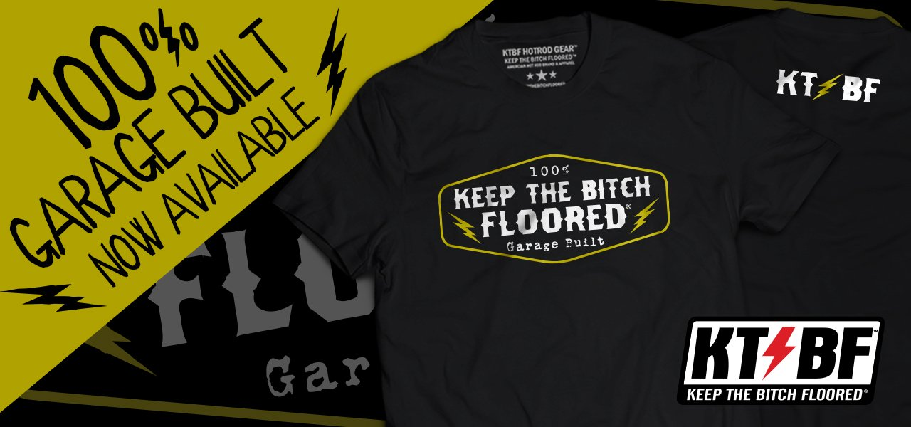 "Check out the new KTBF ""Death Squad"" tee!"