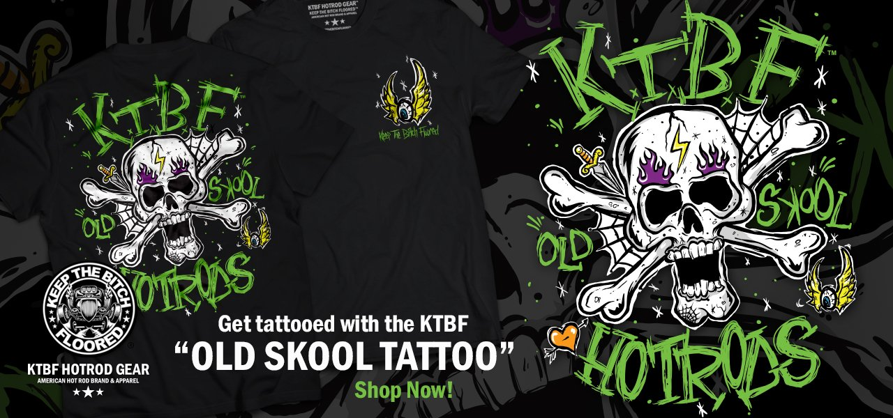 "Get the ""Old Skool Tattoo"" here!"