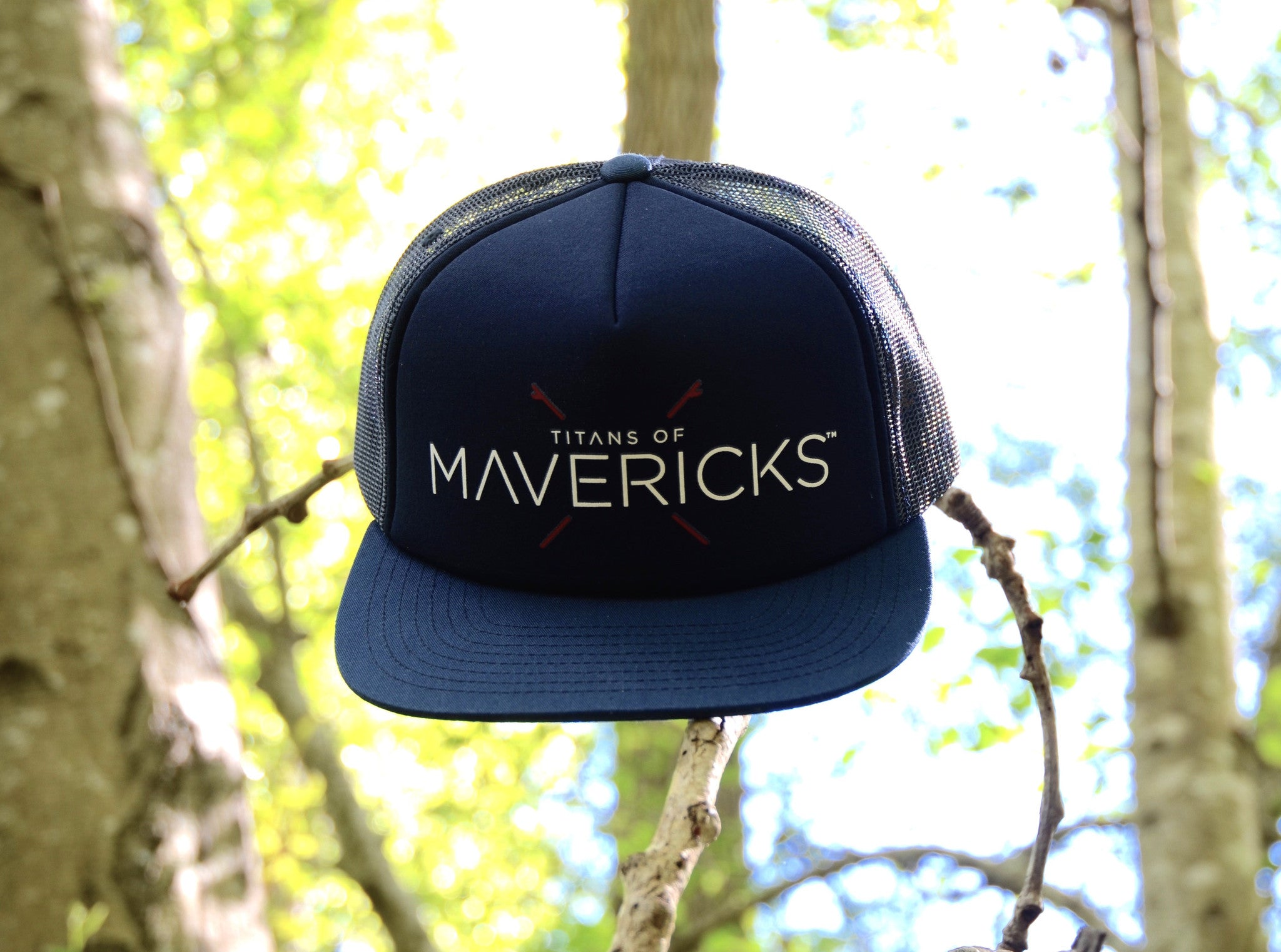 Titans of Mavericks Navy Hat