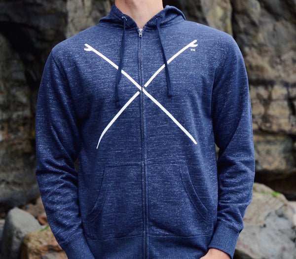 Titans of Mavericks Zip-up Hoodie