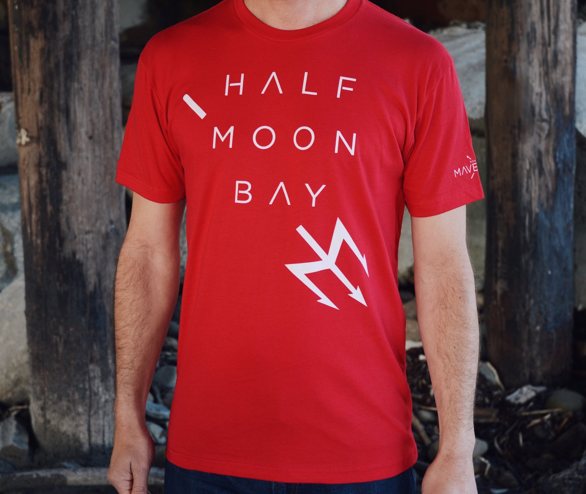 Half Moon Bay T-Shirt