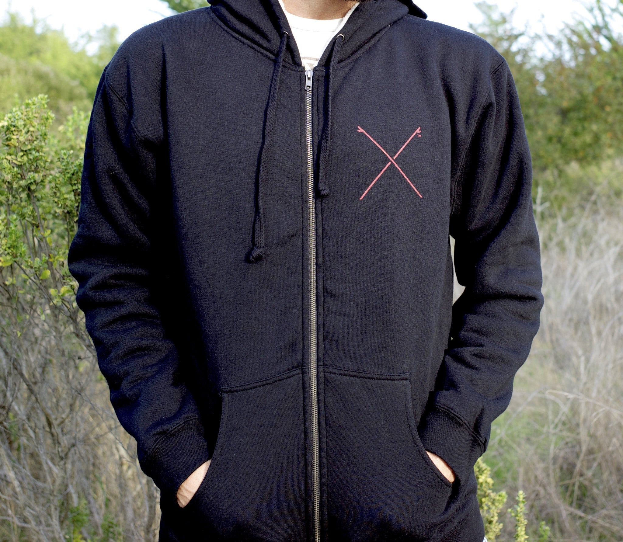 Titans of Mavericks Zip-up Sherpa Hoodie