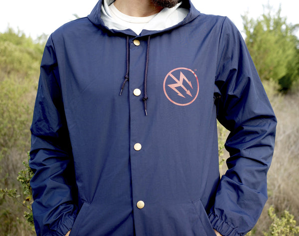 Trident Windbreaker Jacket