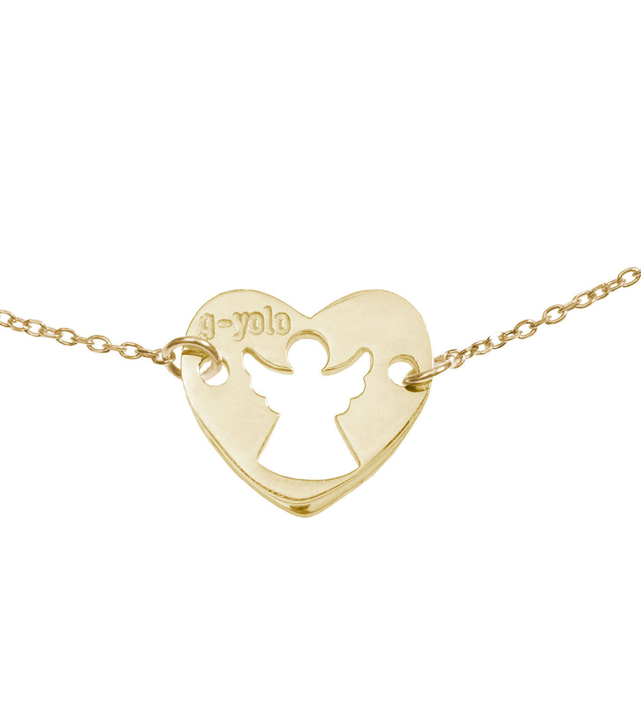 Angel heart gold plated silver necklace 56 eur guardian yolo jewelry angel heart gold plated silver necklace 56 eur necklace guardian yolo jewelry mozeypictures Choice Image