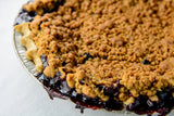 Blueberry Crumb