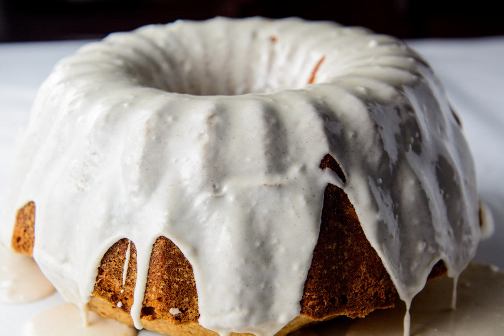 Sour Cream Bundt