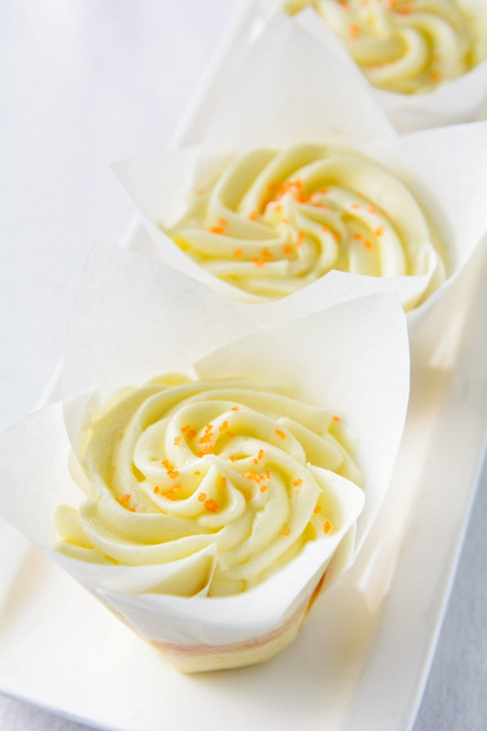 Orange Buttercream (Gluten-free)