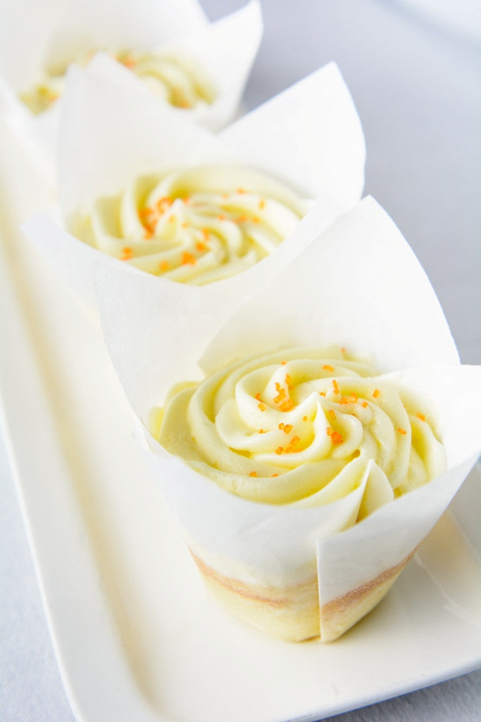 Orange Buttercream