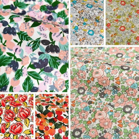 ❤ NEW IN ❤ September ❤ Floral Ditsy Cotton Fabrics
