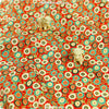 Buy Cotton Fabric - Red Floral Fat Quarter FQ £2.99 | My Fabric House