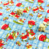 Buy cotton fabric - blue Christmas Fat Quarter FQ £3.25 | My Fabric House