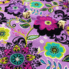 My Fabric House | Buy Cotton Fabric Meter Bold floral Fat Quarter £2.99