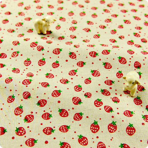 My Fabric House | Buy Cotton Fabric Meter Fruits Fat Quarter £3.25