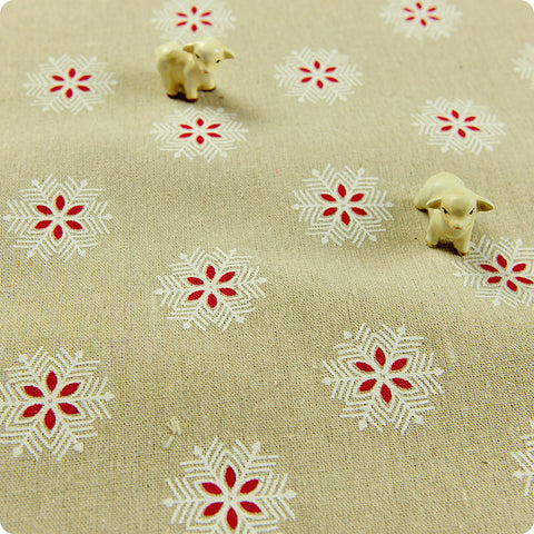 My Fabric House | Buy Cotton Fabric Meter Christmas Fat Quarter £3.25