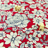 My Fabric House | Buy Cotton Fabric Meter Bold floral Fat Quarter £3.25