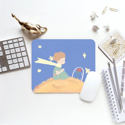 MFH LAB - blue Little Prince 23x20cm mouse pad MP2101-14