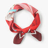 MFH LAB red hair scarf 55c55cm SC2101-09