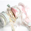 PRE-ORDER (2-3 weeks lead time) - 2/10 yards luxury satin ribbon RB1806-01