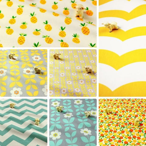 ❤ BACK IN STOCK ❤ August ❤ Bright Cotton Fabrics