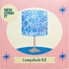 Sew over it - (beginner level) lampshade kit KT1509-02
