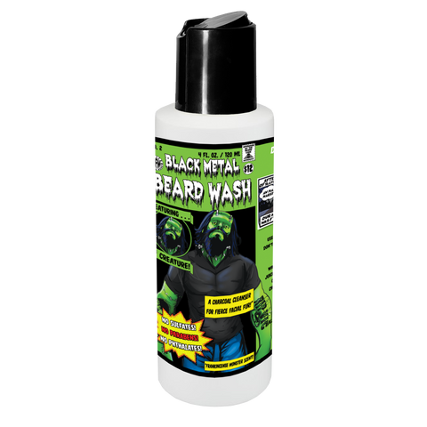 Creature Frankincense Scented Beard Wash by Beard Monster