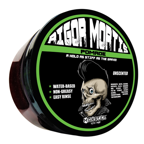 Rigor Mortis Pomade & Styling Cream by MONSTER