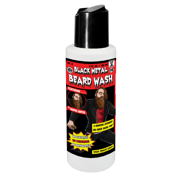 Vampire Hunter Spiced Tobacco Scented Beard Wash by Beard Monster