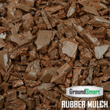 Cedar Red Rubber Mulch