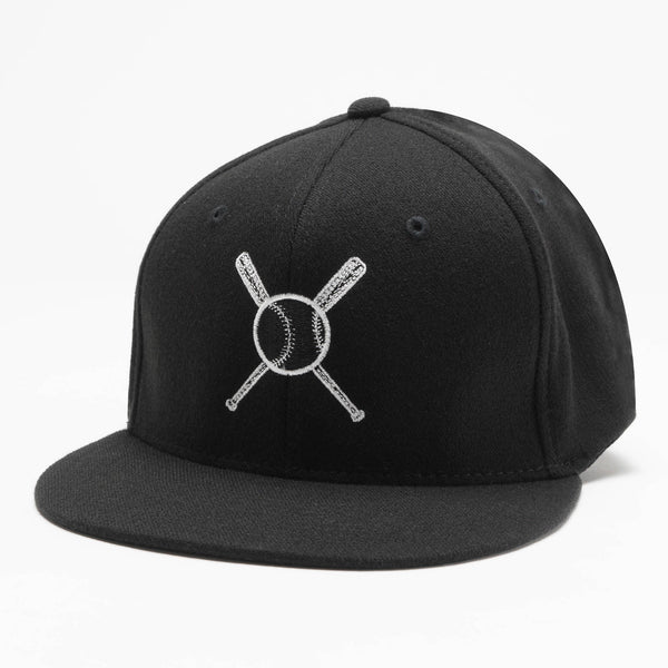 Academy Hat in Black