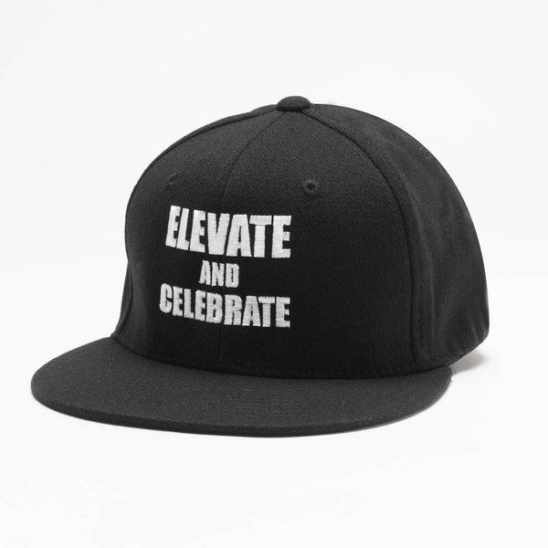 Elevate Hat in Black