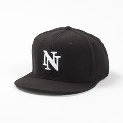 "Domingo ""NN"" Hat in Black"