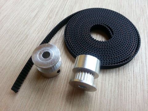 GT2 Belt & Pulley set