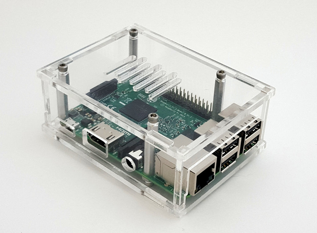 Raspberry Pi 3 Enclosure