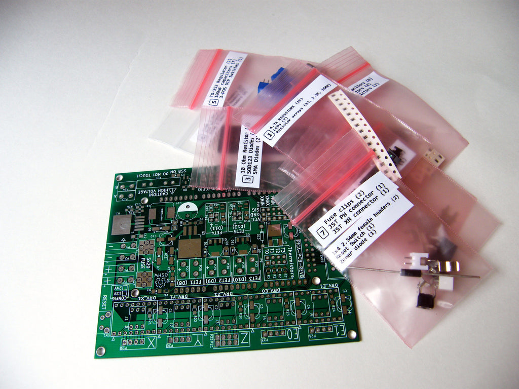 PICA Unassembled Kit (12V)
