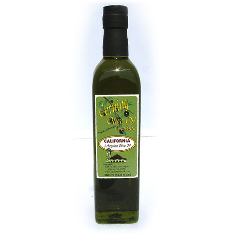 Arbequina Extra Virgin Olive Oil - 16.9 Ounces 500ml