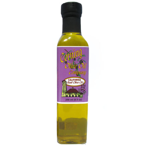 Basil Olive Oil - 250 ml