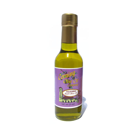 Basil Olive Oil - 5 oz