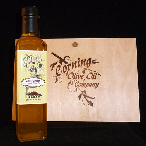 Lemon Olive Oil - 250 ml
