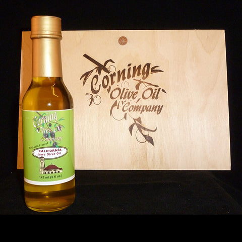 Lime Olive Oil - 5 oz
