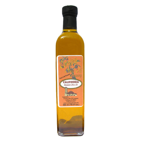 Mandarin Olive Oil - 16.9 Ounces 500 ml