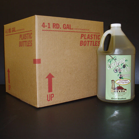 Mission Extra Virgin Olive Oil - 4-1 gal Box