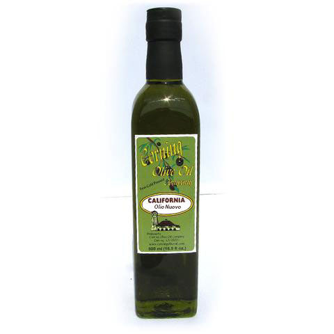 California Olio Nuevo Olive Oil - 500ml