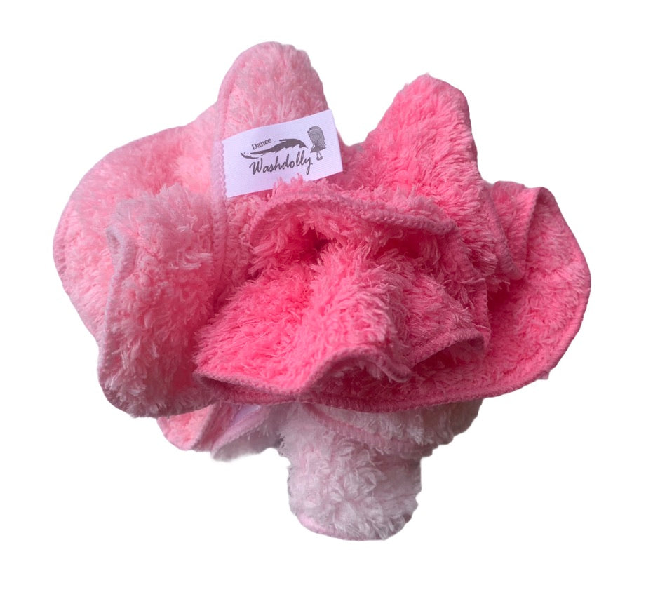 Dance Washdolly  Makeup Remover and Exfoliant Cloth