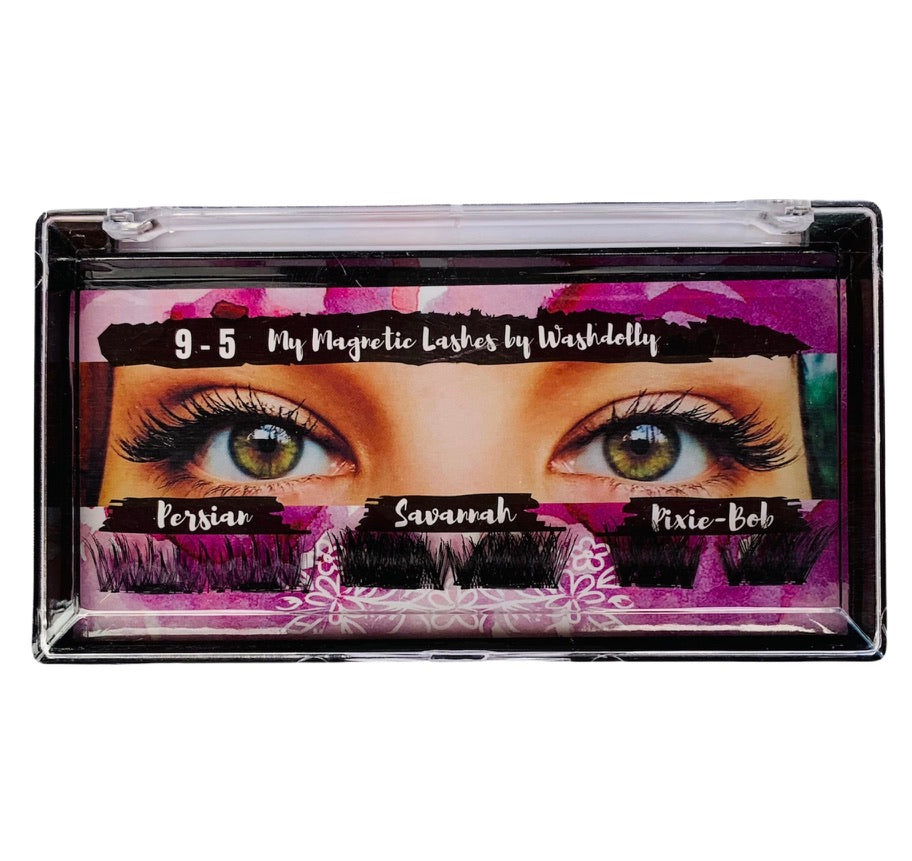 MY MAGNETIC LASHES 9-5 BY WASHDOLLY