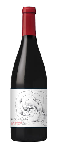 2018<br/>Rita's Earth Pinot Noir