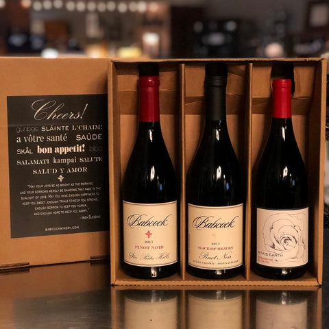 Pinot Paradise Gift Pack