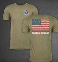 2019 Run to Remember T-Shirt