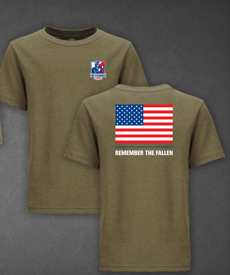 d8f1577aa 2019 Run to Remember T-Shirt- Youth Sizes! – ShopCGF.com